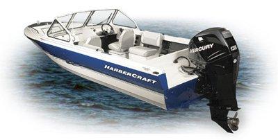 Harbercraft 1925 Discovery, лодка, моторная