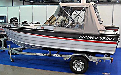 Лодка Runner Sport 430WTS (SPORT)