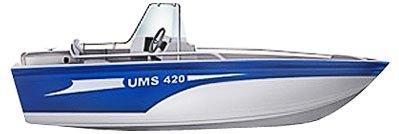 ums 420 как лодка