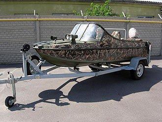 Лодка НЕМАН2