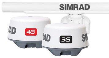 радары SIMRAD