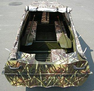 моторная лодка РОМАНТИКА