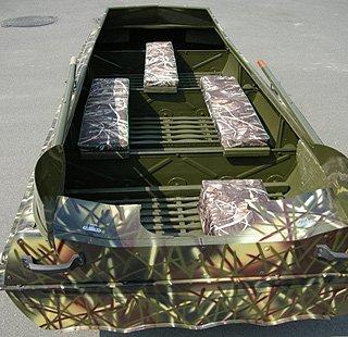 заказать моторнуб лодку РОМАНТИКА