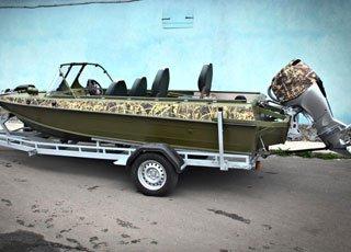купить новую лодку с документами