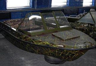 Тюнингованная лодка Крым, купить