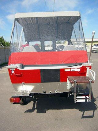 лодка LUND SSV