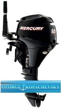 Лодочный мотор Mercury F 9.9