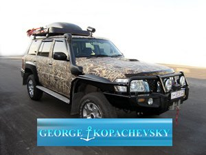 Toyota land cruiser тюнинг