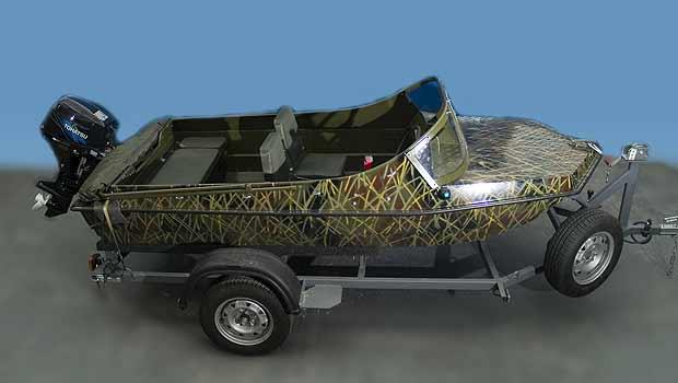 лодка Автобот 2 фото 1