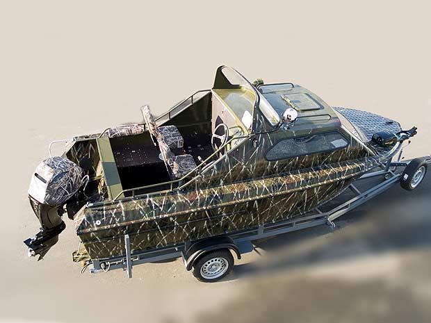 лодка Москва фото 3