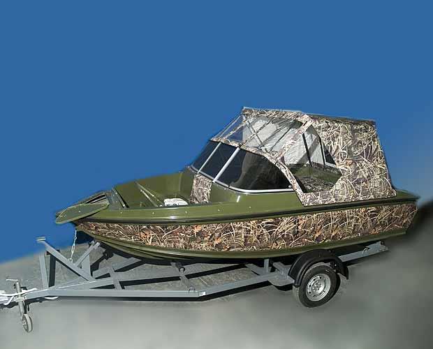 лодка UMC 470 фото 1