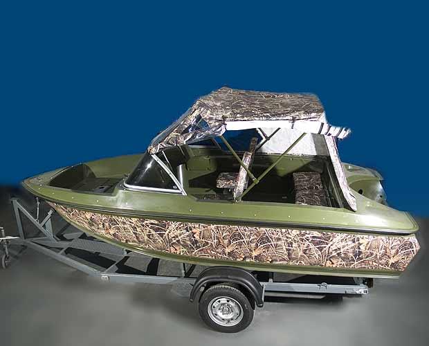 лодка UMC 470 фото 2