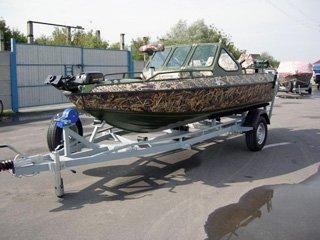 купить Лодку Buster M